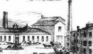 drawing of factory