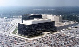 NSA Headquarters, Fort Meade, Maryland. Wikimedia Commons/NSA. Some rights reserved.
