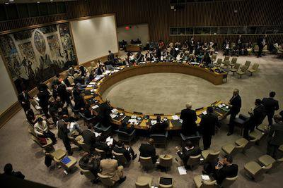 Members of the UN Security Council, 2012. Demotix/VIEW Press. All rights reserved.