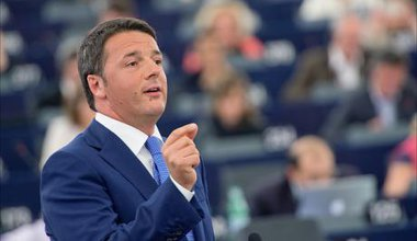 Matteo Renzi. Flickr/European Parliament. Some rights reserved.