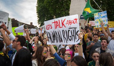 Human rights in Brazil