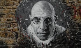 Foucault portrait. Flickr/Thierry Ehrmann. Some rights reserved.