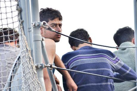Maltese Air Force rescue 147 migrants from the Mediterranean