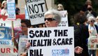 NHS Health and Care Bill UK