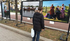 Moscow open-air photography exhibition, 2017