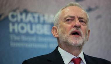 Corbyn's tax policy exposes the contradictions at the heart of neoliberal discourse. Chatham House/Flickr. Some rights reserved.