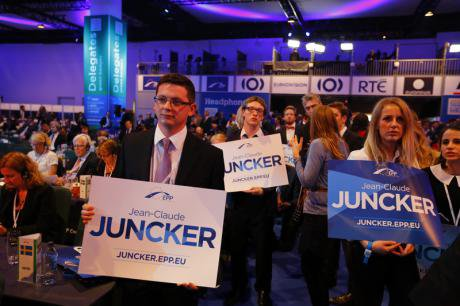 Jean-Claude Juncker elected as candidate for EU commission president
