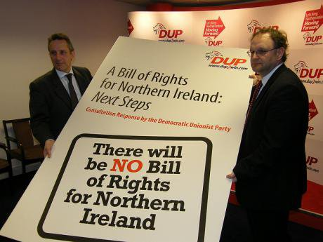 DUP bill of rights