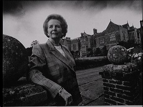 """Thatcher described Amnesty as """"IRA apologists"""". Flickr/BBC Radio 4. Some rights reserved."""