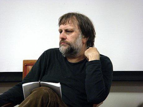 Slavoj Zizek. Wikimedia Commons/Andy Miah. Some rights reserved.