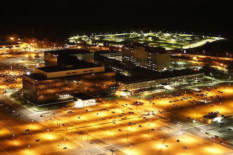NSA, Fort Meade. Wikimedia Commons/Trevor Paglen. Some rights reserved.