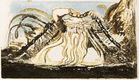 William Blake. The Human Abstract. Songs of Innocence and Experience. Copy B.