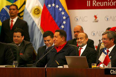 Latin American and Caribbean Foreign Ministers meeting, 2011.