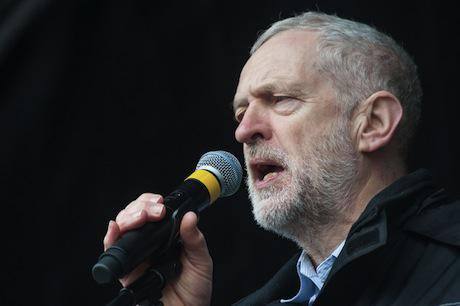Jeremy Corbyn. Demotix/Peter Marshall. All rights reserved.
