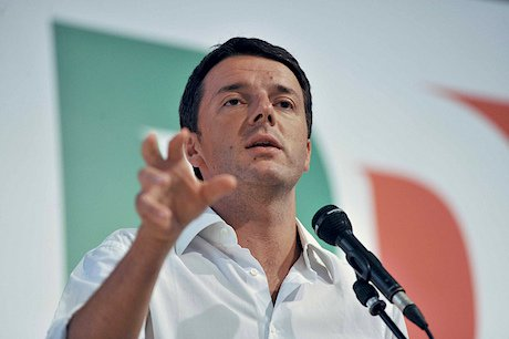 The new PD leader Matteo Renzi. Flickr/Il Fatto Quotidiano. Some rights reserved.