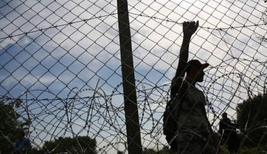 Hungary closes down border crossing from Serbia, September 15.