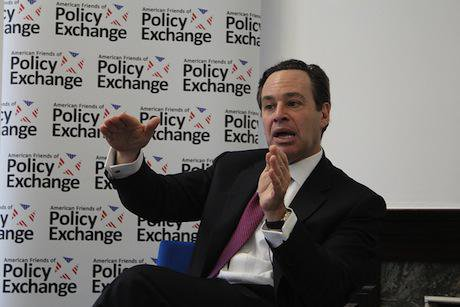 David Frum. Flickr/Policy Exchange. Some rights reserved.