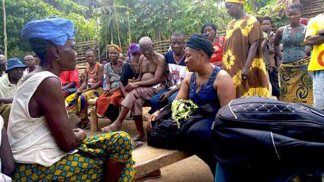 Local NGO AMNet works with soweis and communities to challenge FGM.