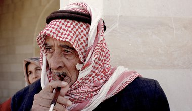 Syrian father