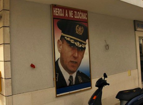 """""""Hero, not criminal"""" - Wikimedia/Photographer. Some rights reserved"""