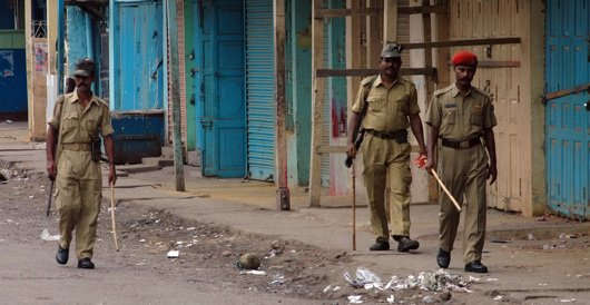 Demotrix/Mayur. Assam Bandh Security. All rights reserved.