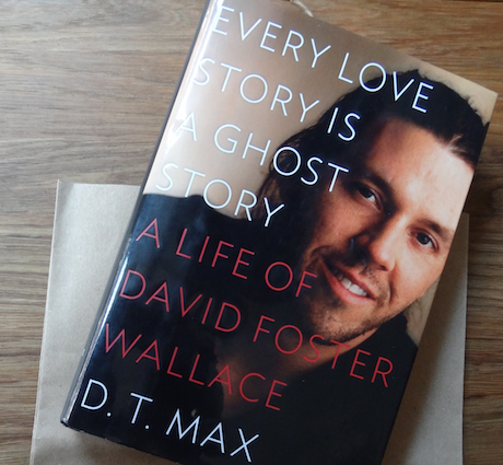Foster Wallace biography. Flickr/Jim Forest. Some rights reserved.