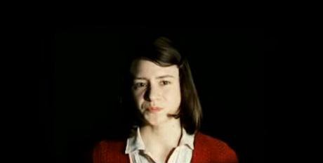A still from the film Sophie Scholl.