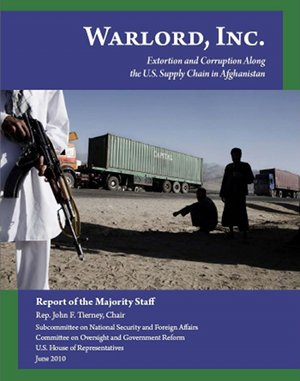 Cover of Warlord, Inc.