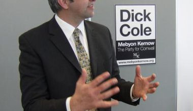 Dick Cole at manifesto launch small.jpg