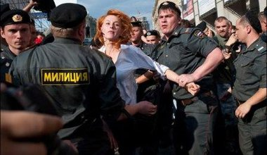 Dissenters MArch, Moscow