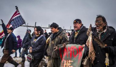 Dozens of Water Protectors Remain At DAPL Protest Camp After Evacuation Deadline_Michael Nigro_SIPA USA_PA Images.jpg