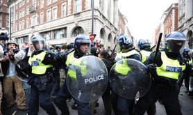Emily Apple on violent policing and mental health