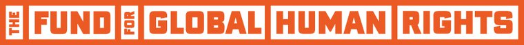 Fund for Global Human Rights horizontal logo