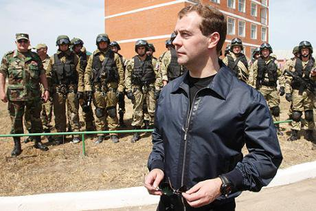 FSB Special Forces Centre in Makhachkala, Dagestan presidential press and information office sized.jpg