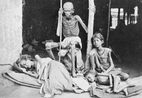 Famine in India under colonial rule. Wikimedia Commons:Willoughby Wallace Hooper. Some rights reserved_1.jpg