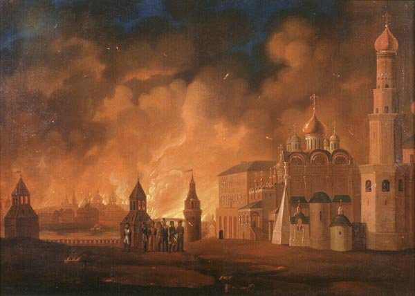 Fire of Moscow