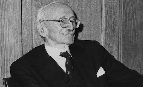 Friedrich Hayek. LSE Library/Flickr. Some rights reserved.