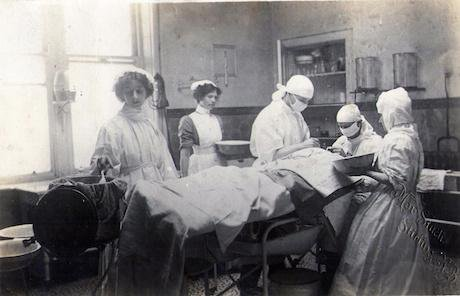 Before the NHS. Flickr/Paul Townsend. Some rights reserved.