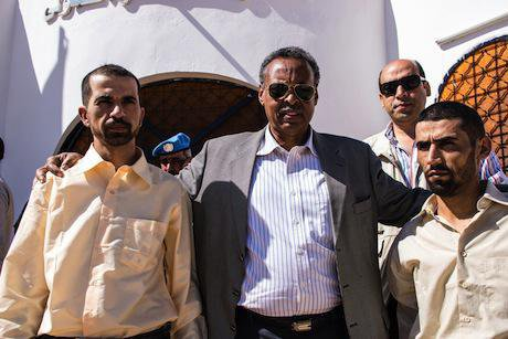 Jordanian Hostages Released. Flickr/UNAMID. Some rights reserved.