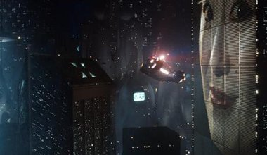 Still from Blade Runner, based on Philip K. Dick's Do Androids Dream of Electric Sheep? Credit: denofgeek.com.