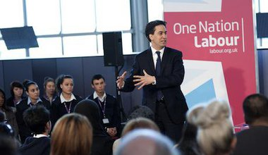 Ed Miliband and One Nation Labour