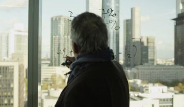 Image from Marc Bauder's film Master of the Universe