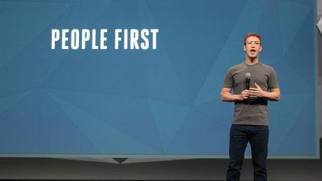 Mark Zuckerberg. Flickr/Maurizio Pesce. Some rights reserved.
