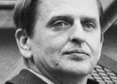 Olof Palme in the early 1970s