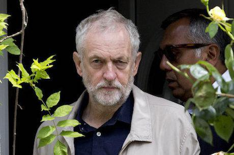 Jeremy Corbyn. Isabel Infantes / PA Wire/Press Association Images. All rights reserved.