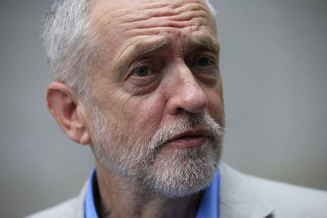 Labour leader Jeremy Corbyn. Credit: Jonathan Brady / PA Wire/Press Association Images. All rights reserved.