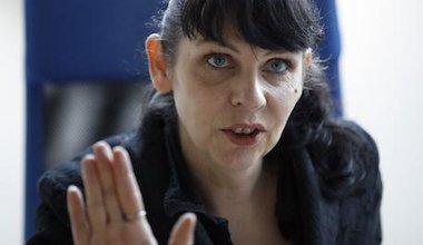 Birgitta Jónsdóttir. Frank Augstein/AP/Press Association Images. All rights reserved.