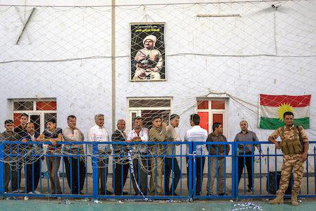 IranImages/Zuma Press/Press Association Images. All rights reserved.