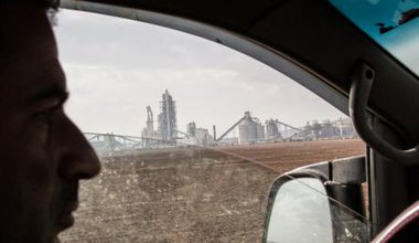 The French factory Lafarge, suspected of having traded with ISIS