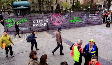 Citizens assembly in US